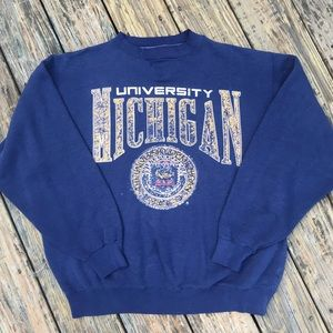 Vintage Michigan Sweatshirt